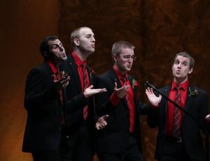 2013 International Collegiate Quartet Contest